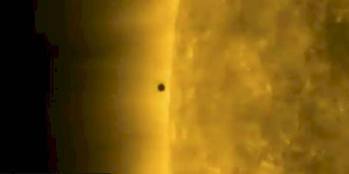 Mercurio pasa frente al sol y se puede ver desde Ecuador (imágenes del hecho)