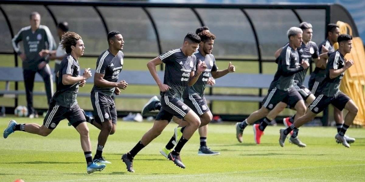 Tricolor inicia trabajos de cara a la Liga de Naciones