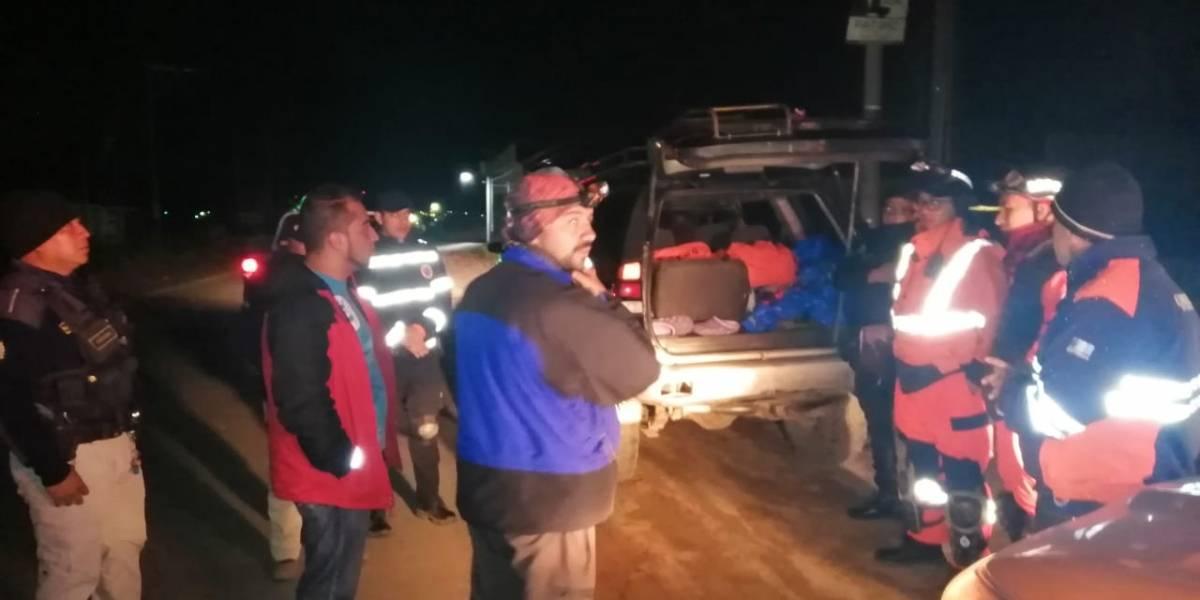 Buscan a turista desaparecida en volcán de Quetzaltenango