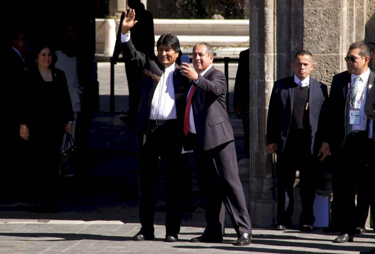 Su última visita oficial a México fue cuando asistió a la toma de protesta del presidente Andrés Manuel López Obrador