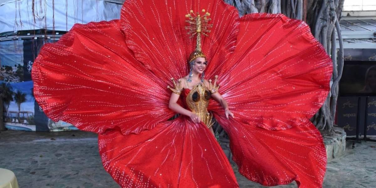 Madison Anderson llevará la flor de Maga y el coquí a Miss Universe