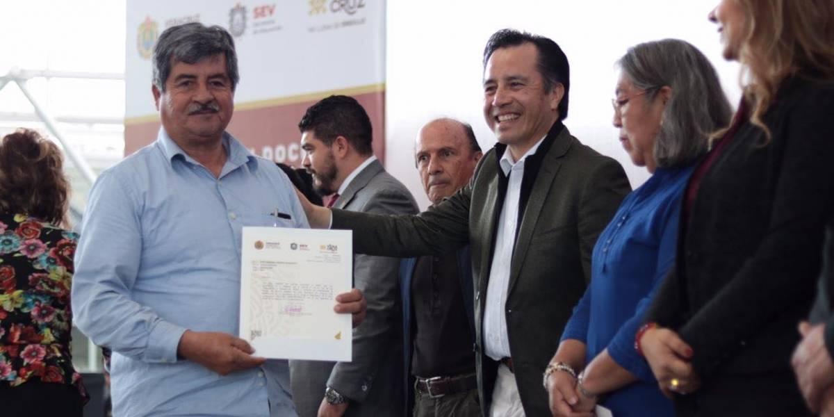 Logra Veracruz basificación histórica en materia educativa