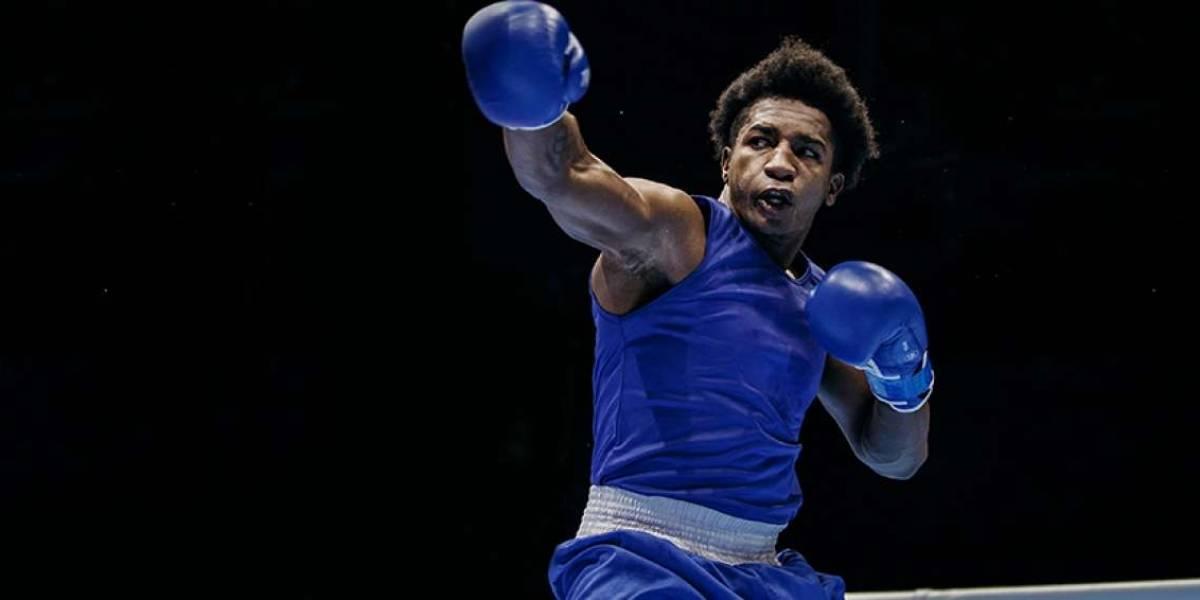 El boxeador Julio Castillo está nominado a los premios 'Panam Sports Awards'
