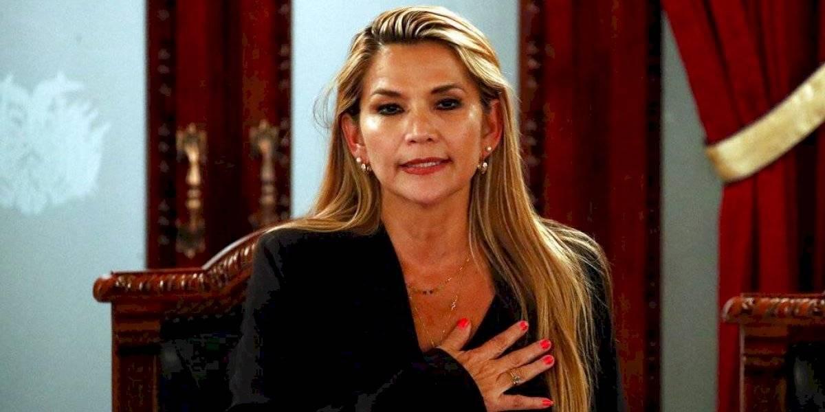 Jeanine Añez es la nueva presidenta de Bolivia