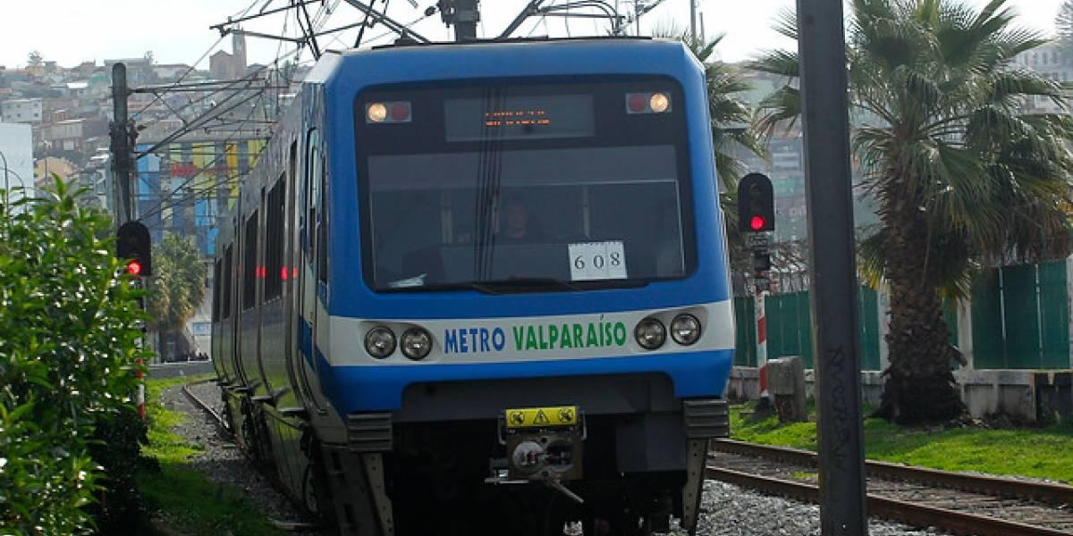 Metro de Valparaíso no tendrá servicio este martes: sindicatos se unieron al paro nacional