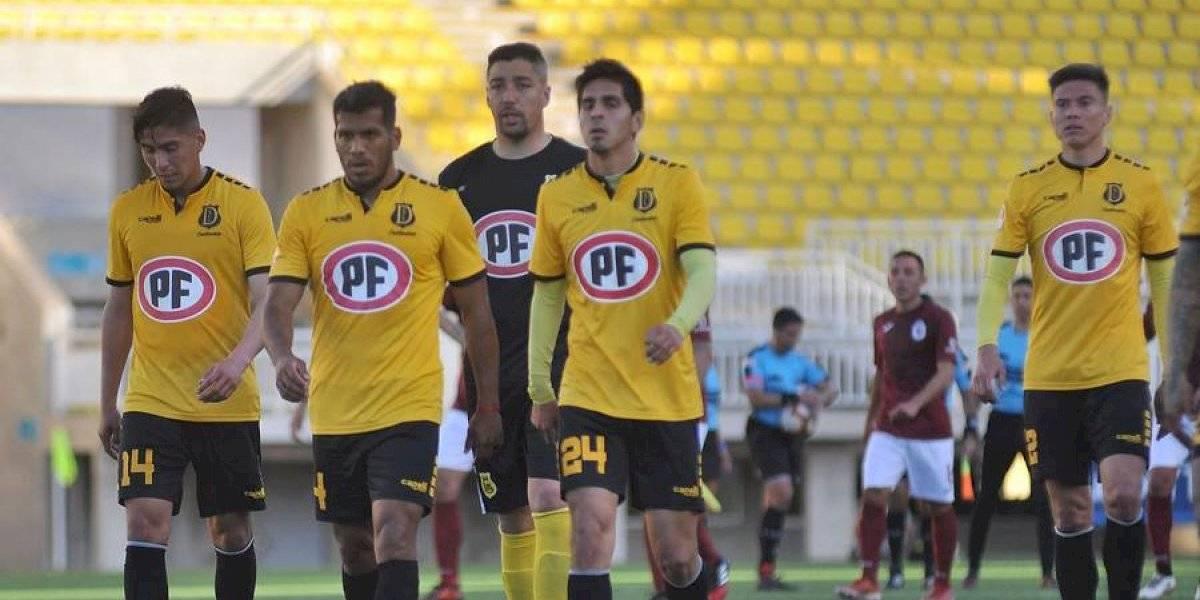 ¿Otro partido suspendido? Quillota no prestará su estadio para el San Luis-Santiago Morning