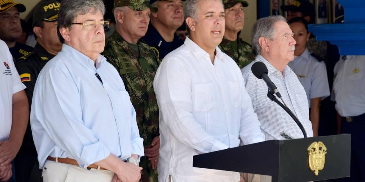Carlos Holmes Trujillo sería el nuevo Ministro de Defensa
