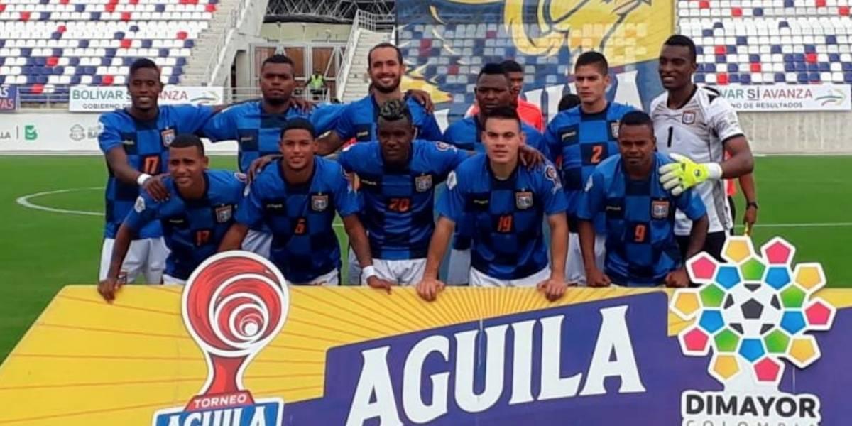 Tabla de posiciones del Grupo B de los cuadrangulares del Torneo Águila 2-2019 ((Actualizada))