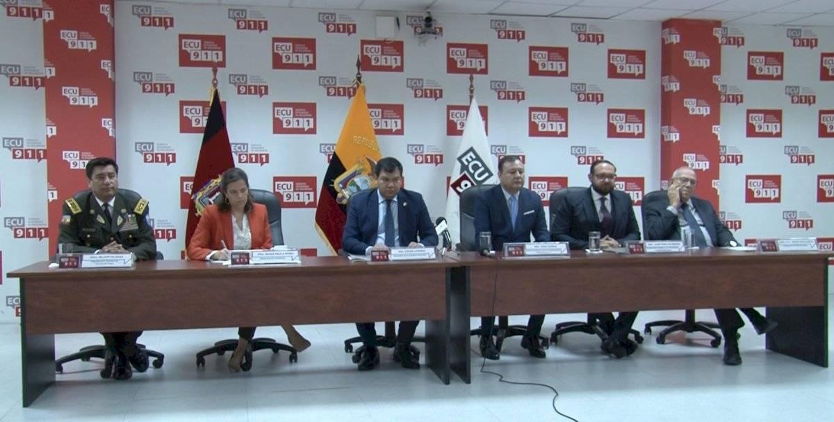 Gobierno Nacional y Municipio de Quito, unen esfuerzos en pro de la seguridad