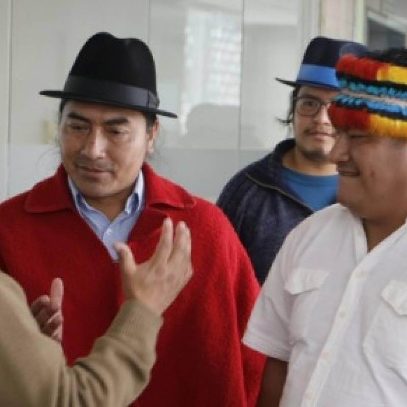 Ecuador terminará convenios de salud con Cuba, anuncia ministra de Gobierno