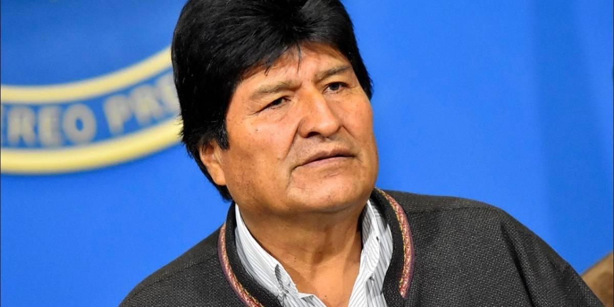 Bolivia: Existe un vacío de poder tras la dimisión de Evo