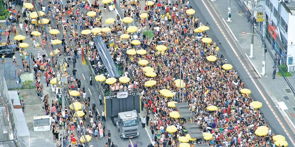 118 blocos desistem de desfilar em São Paulo