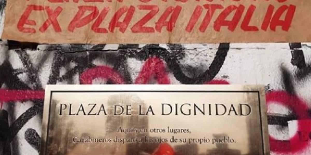 ¿Cómo funciona el sistema de Google Maps para nombrar Plaza de la Dignidad o Centro de Tortura y Matanza Baquedano?