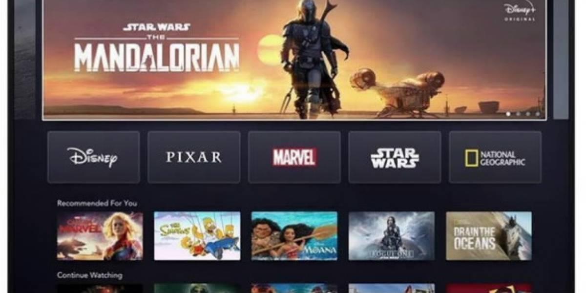 """Disney+ se estrena con las 30 temporadas de """"Los Simpsons"""" y títulos como """"Avengers: Endgame"""" y """"Avatar"""""""