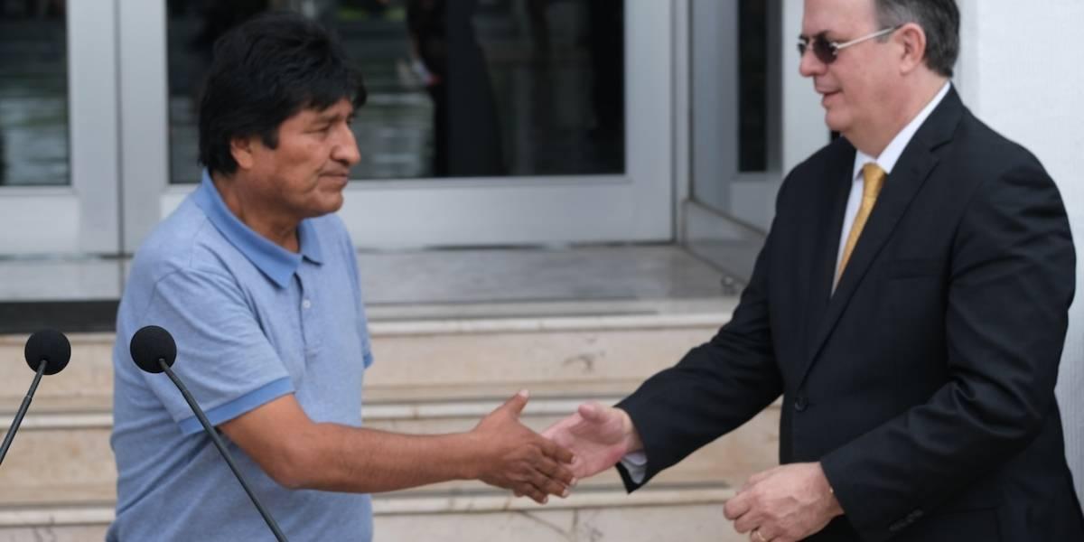 Asilo de Evo Morales en México, 'moneda de cambio' para destrabar T-MEC en EU