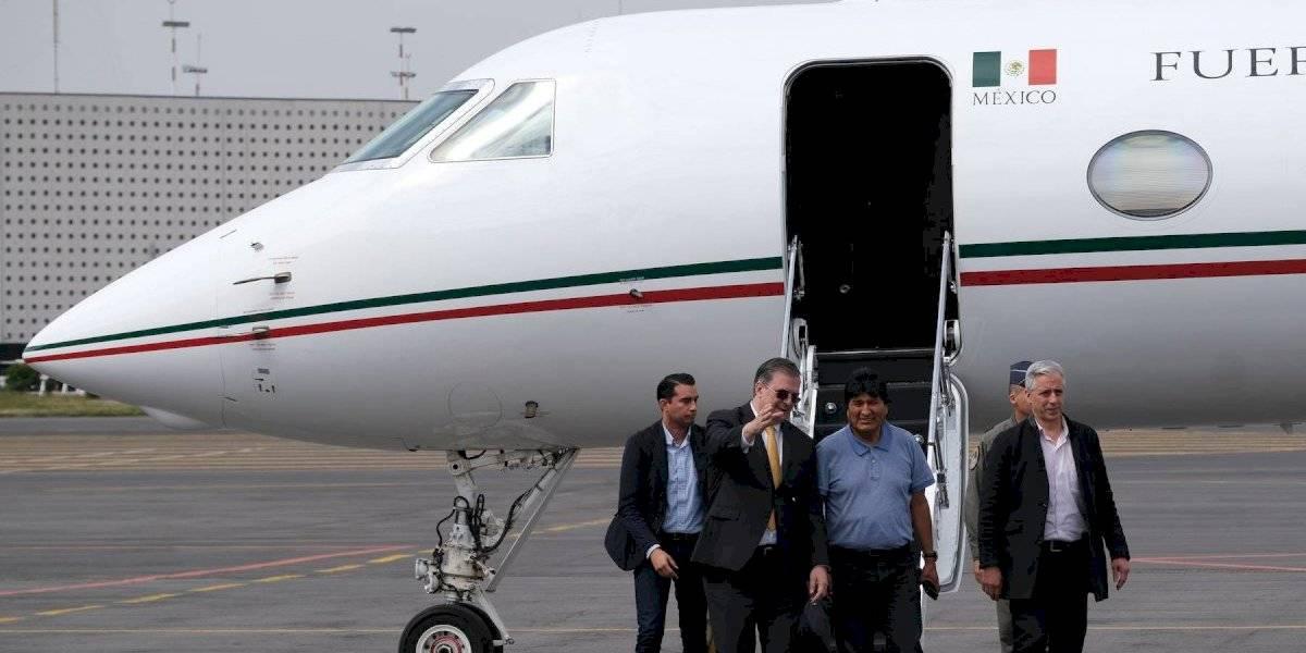¿Quién debe pagar la manutención de Evo Morales en México?