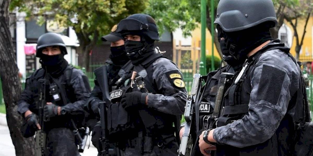 Muere tras accidente jefe policial boliviano que se había amotinado