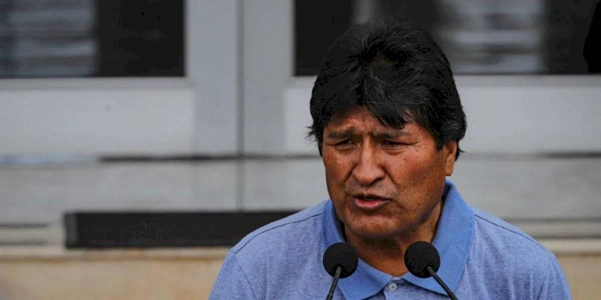 Autoproclamación de Jeanine Áñez es un asalto al poder del pueblo: Evo Morales