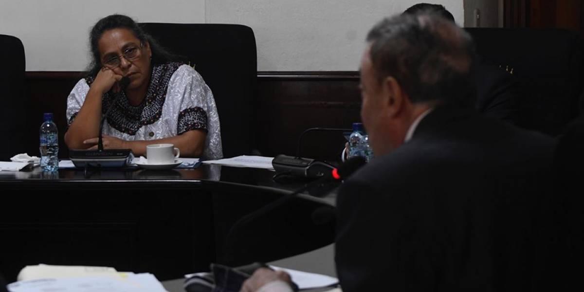 Linares intenta que dos bancadas abandonen la comisión de DD. HH.