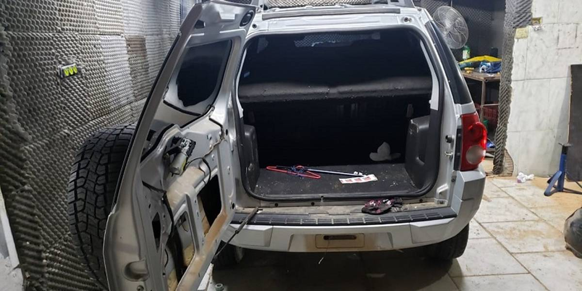 Loja de peças no ABC tinha desmanche clandestino de carros