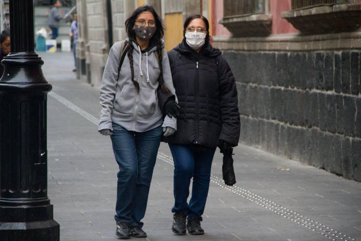Pronostican mañana muy fría en la CDMX este miércoles - Publimetro México