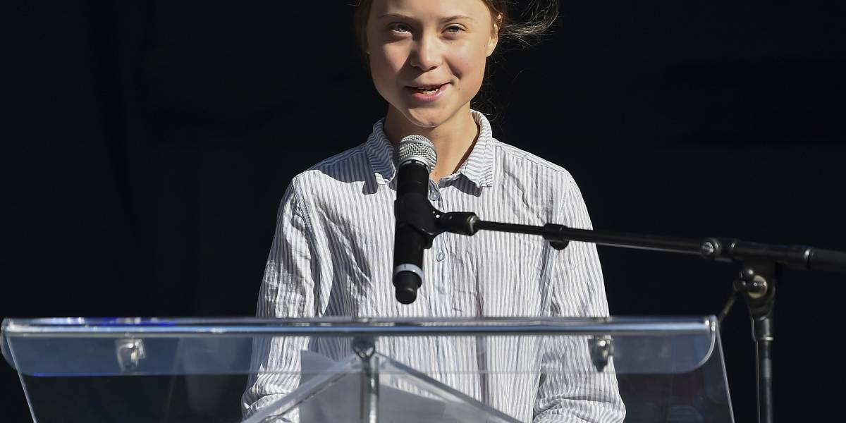 Greta Thunberg estrenará programa de radio en Londres