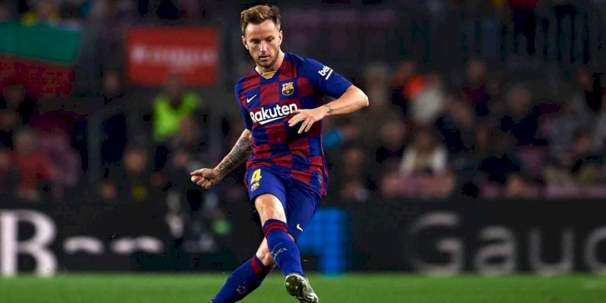 """El dolor de Ivan Rakitic en Barcelona tras ser postergado por Valverde: """"Me quitaron la pelota, me siento triste"""""""