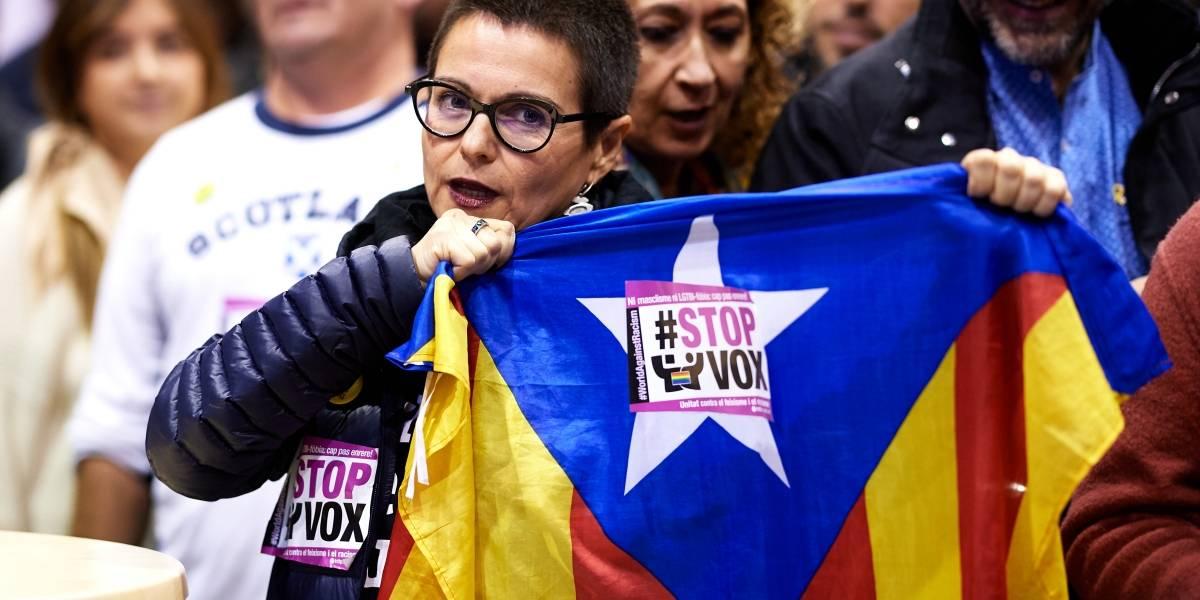 El crecimiento de VOX en España refleja la profunda división en el país