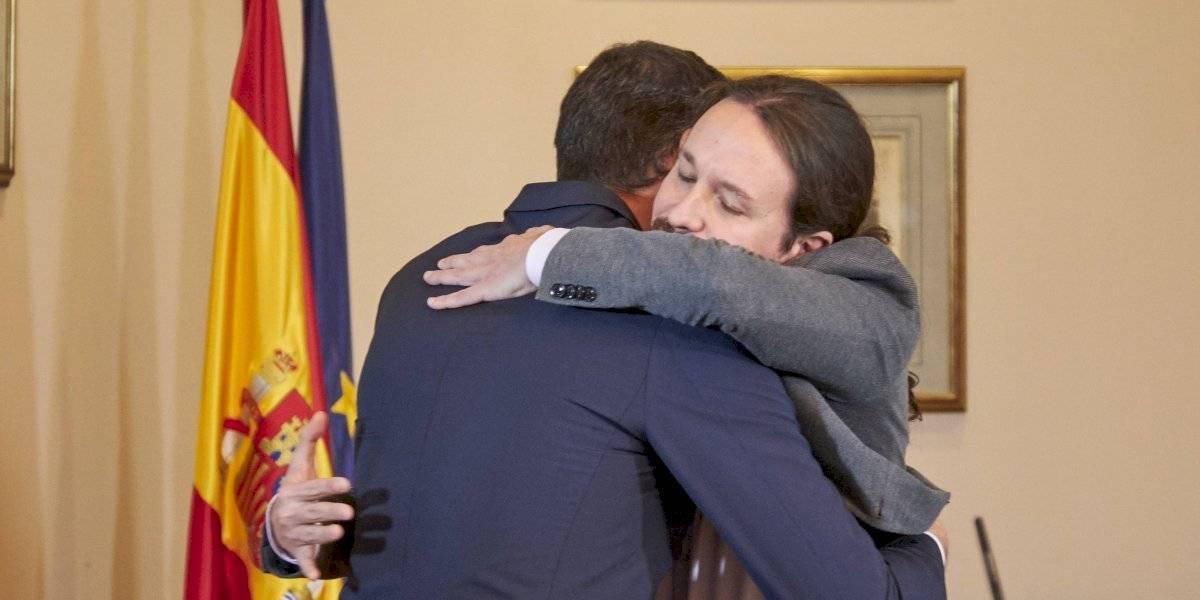 Sacan a Franco del Valle de los Caídos para meter a Vox al Congreso