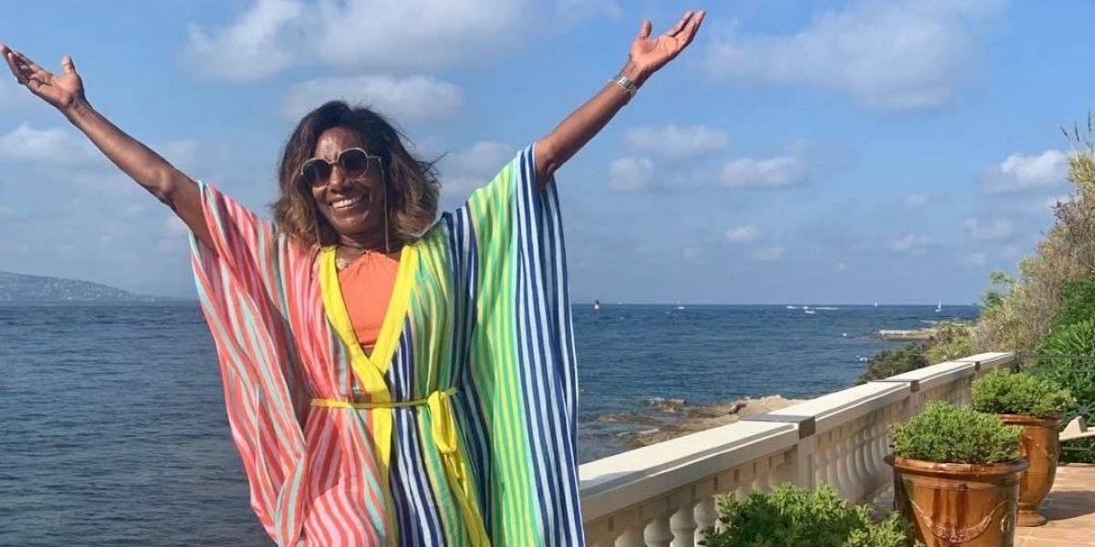 Gloria Maria fala sobre sua saúde após cirurgia no cérebro: 'Me recuperando'