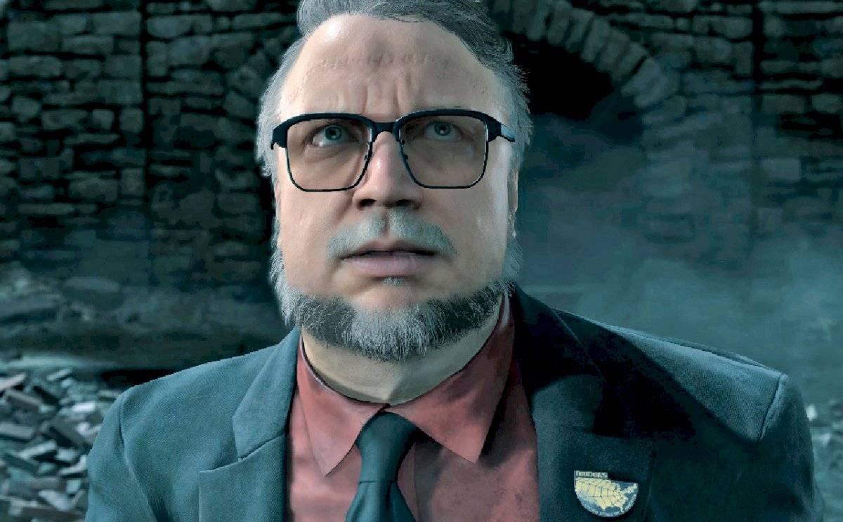 """O """"fantasma"""" que persegue Sam ganha a forma exata do cineasta Guillermo del Toro (""""O Labirinto do Fauno""""). A voz é do dublador Jesse Corti. Reprodução"""
