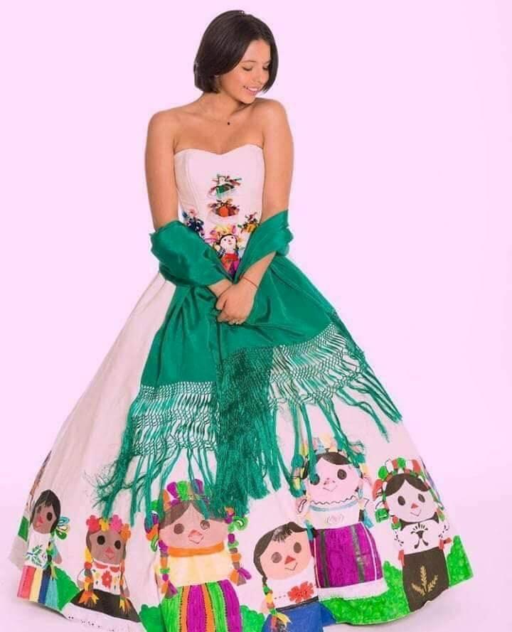Todos Los Vestidos Mexicanos Que ángela Aguilar Ha Usado