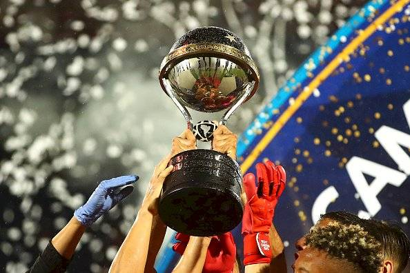 Independiente del Valle, campeón de la Copa Sudamericana Getty Images
