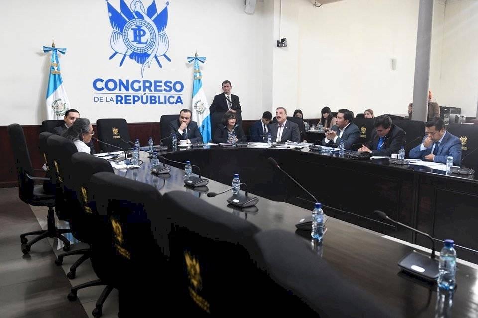 Comisión de Derechos Humanos. Foto: Edwin Bercián