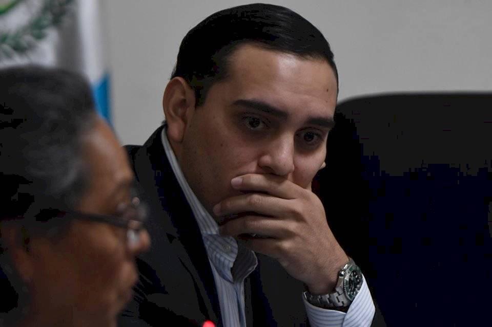 Juan Manuel Giordano, integrante de la comisión de Derechos Humanos. Foto: Edwin Bercián