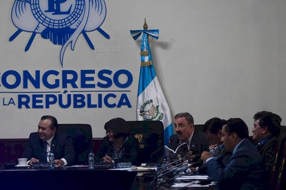 Comisión de Derechos Humanos del Congreso. Foto: Edwin Bercián