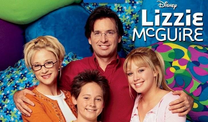 Lizzie McGuire familia