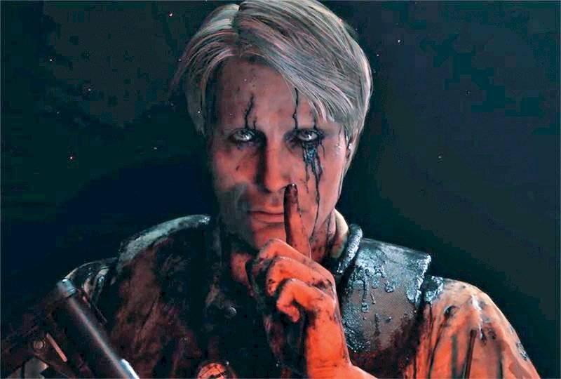 """O ator dinamarquês Mads Mikkelsen (""""A Caça"""") é o grande rival de Sam, com seu corpo e voz. Reprodução"""
