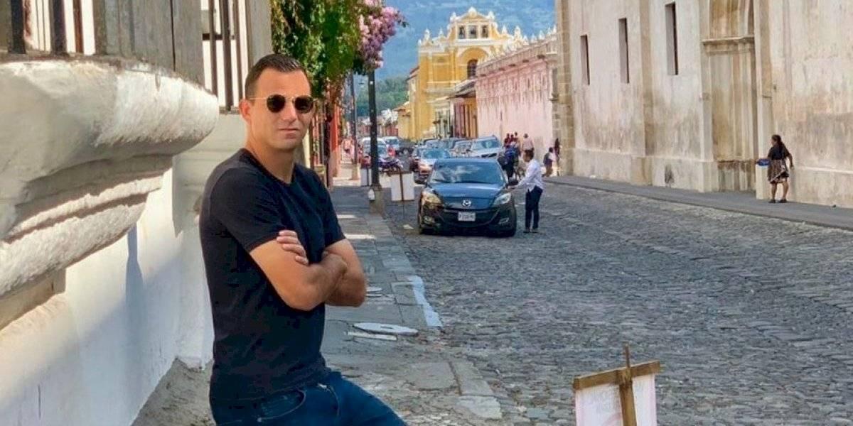 Marco Pappa recibe apoyo de sus seguidores tras foto del pasado que se viralizó