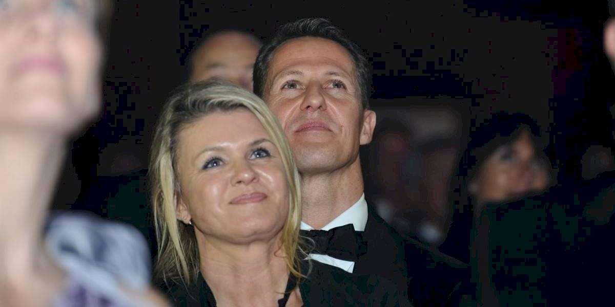 """Esposa de Michael Schumacher defiende el misterio de su salud: """"seguimos su voluntad"""""""