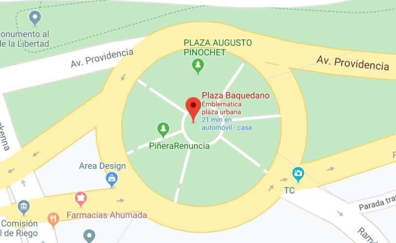 Plaza Pinochet