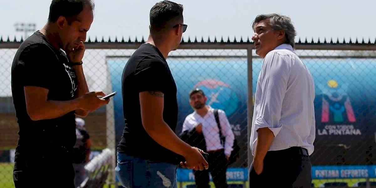 """Presidente de la ANFP insiste en el regreso del fútbol: """"La suspensión de hoy fue una decisión unilateral"""""""