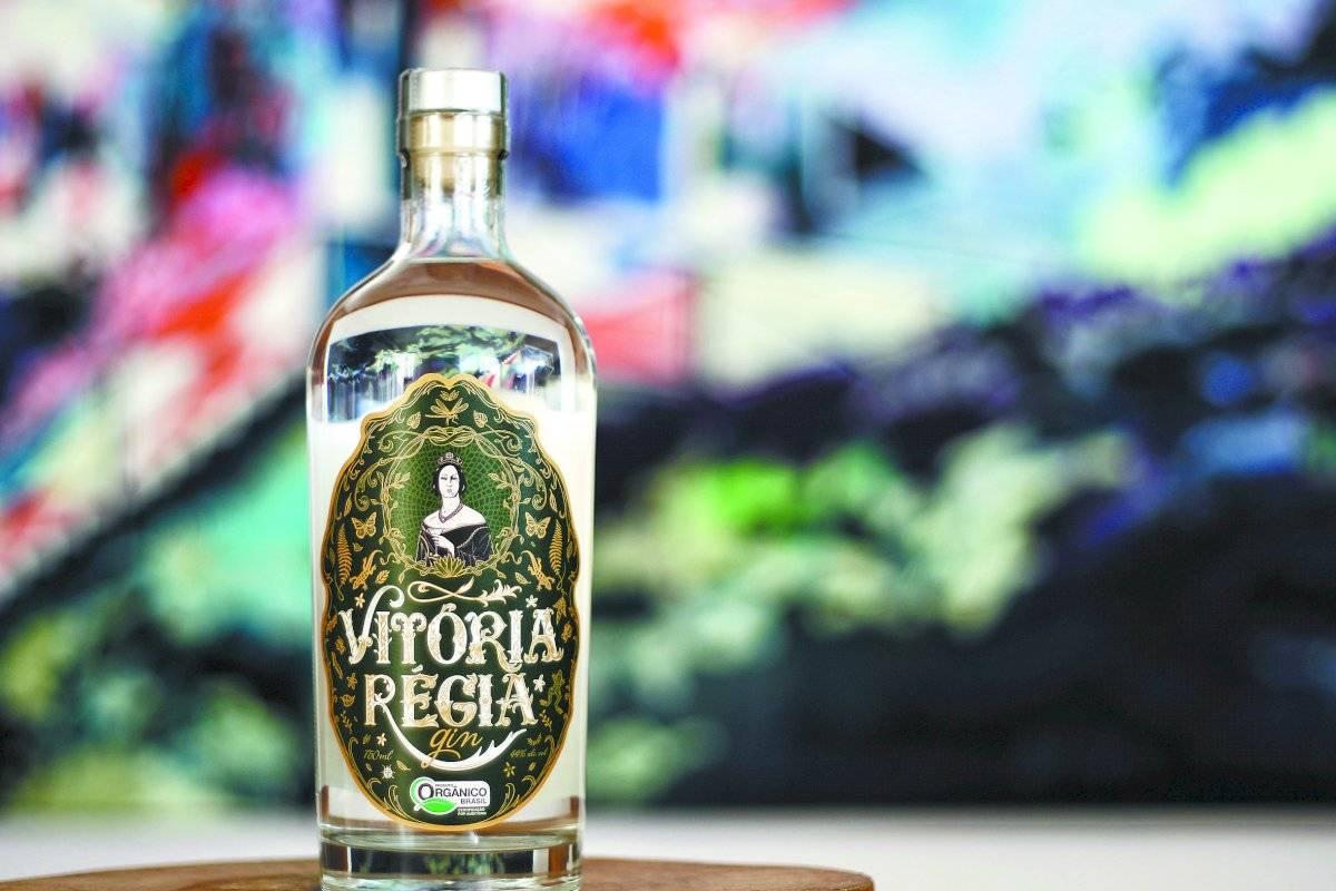 vitoria regia gin gim