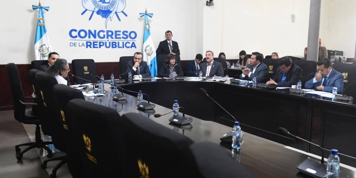 Alianza legislativa no logra votos para conocer remoción del procurador Rodas