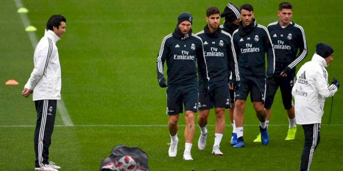 Un viejo conocido vuelve al Real Madrid