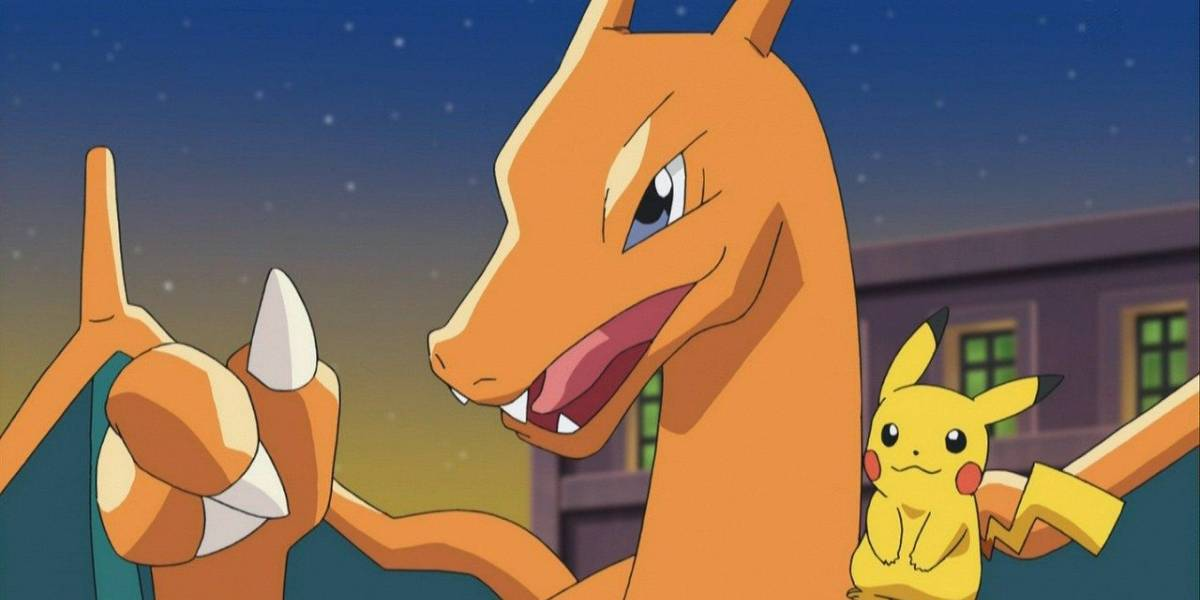Nintendo: Así era el diseño original de Charizard de Pokémon