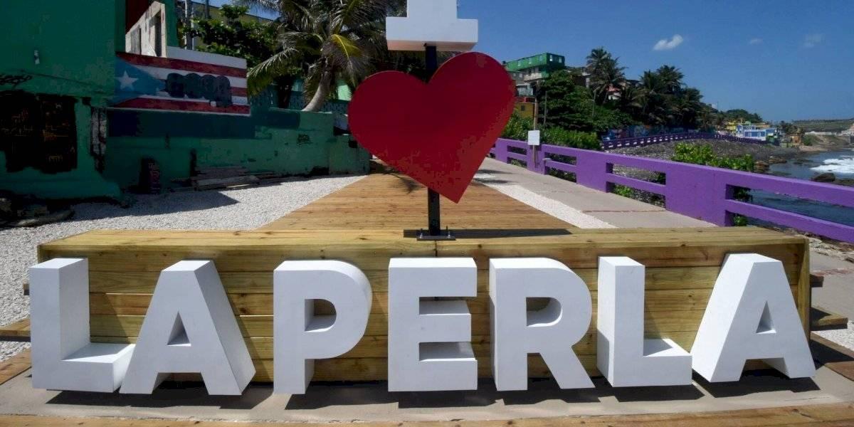 Hieren con arma blanca a una turista en La Perla tras pelea