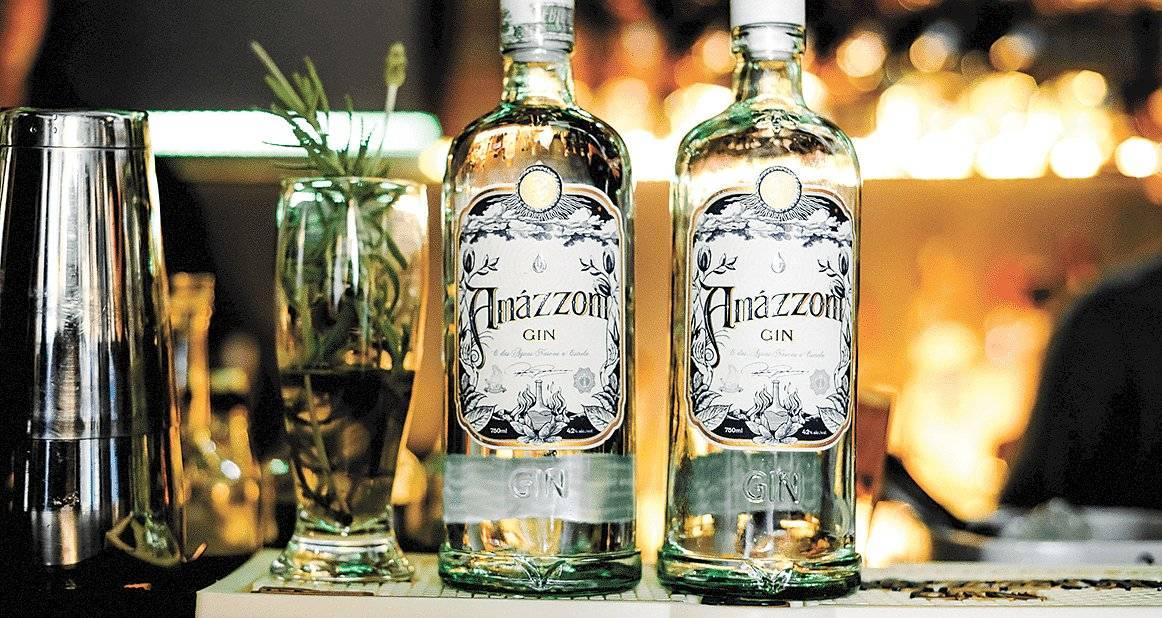 amazzon gin gim