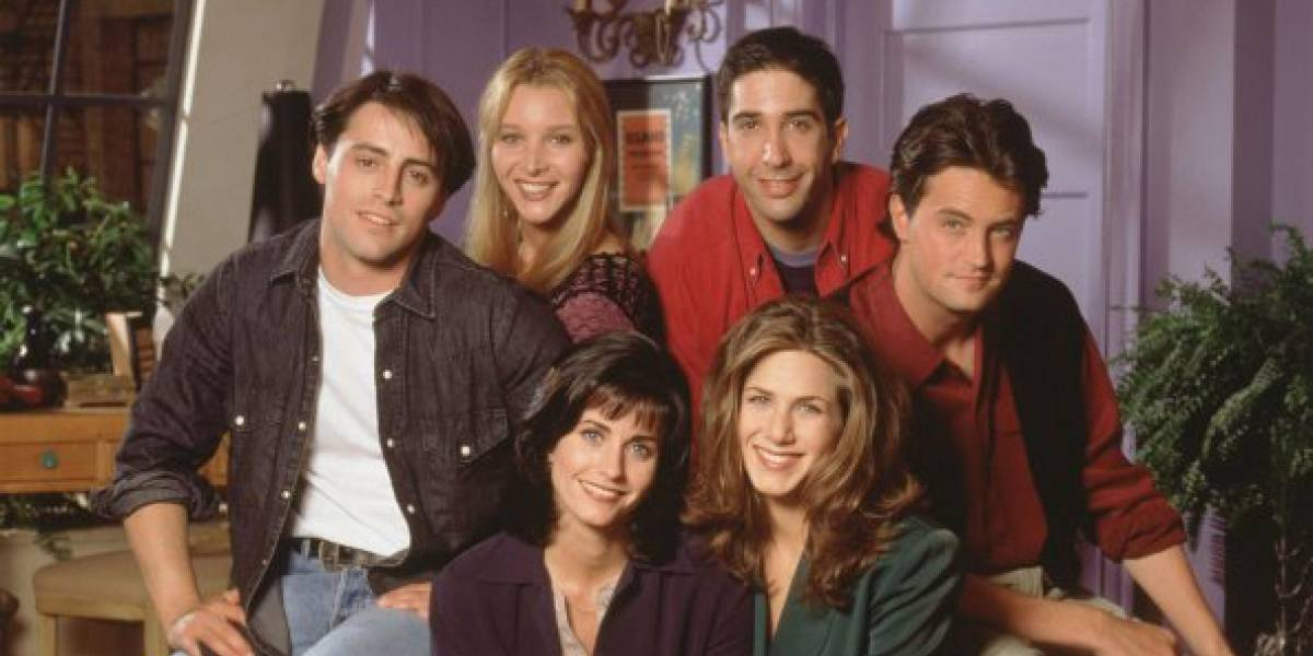 Friends pode ter especial com retorno do elenco original da série