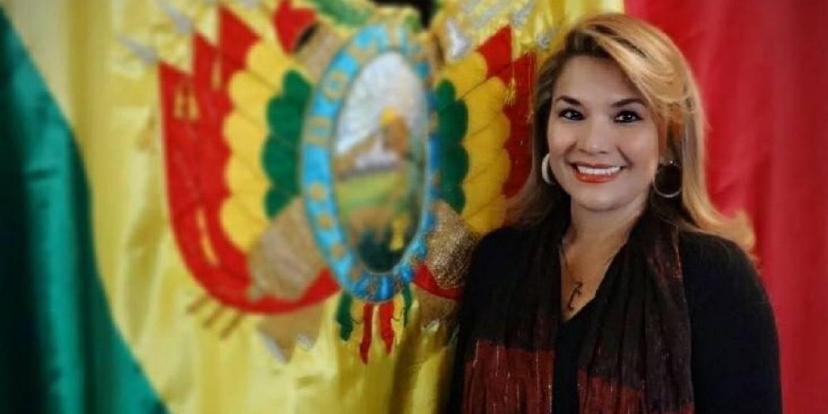 Brasil reconhece Jeanine Añez como nova presidente da Bolívia